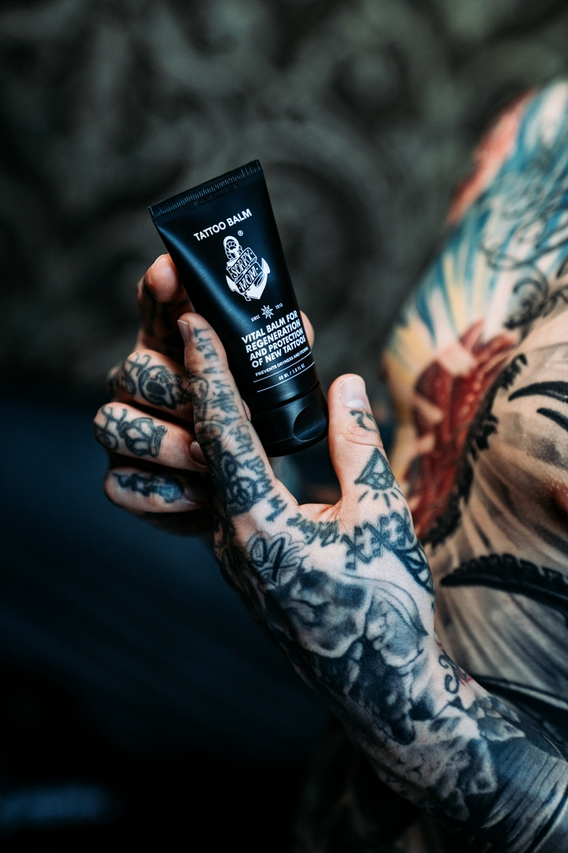 Crema vindecare tatuaj | Sorry Mom Romania - Proper Tattoo Care