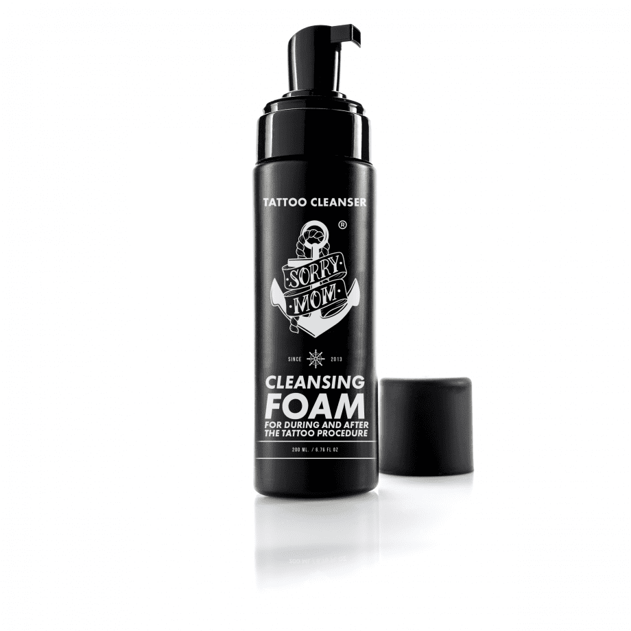 Curatare tatuaj | Sorry Mom PRO Tattoo Cleanser
