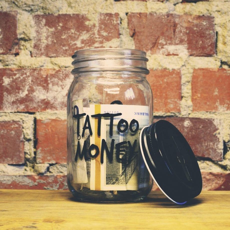 Sorry Mom Pusculita | Tattoo Money Jar | Sorry Mom Romania