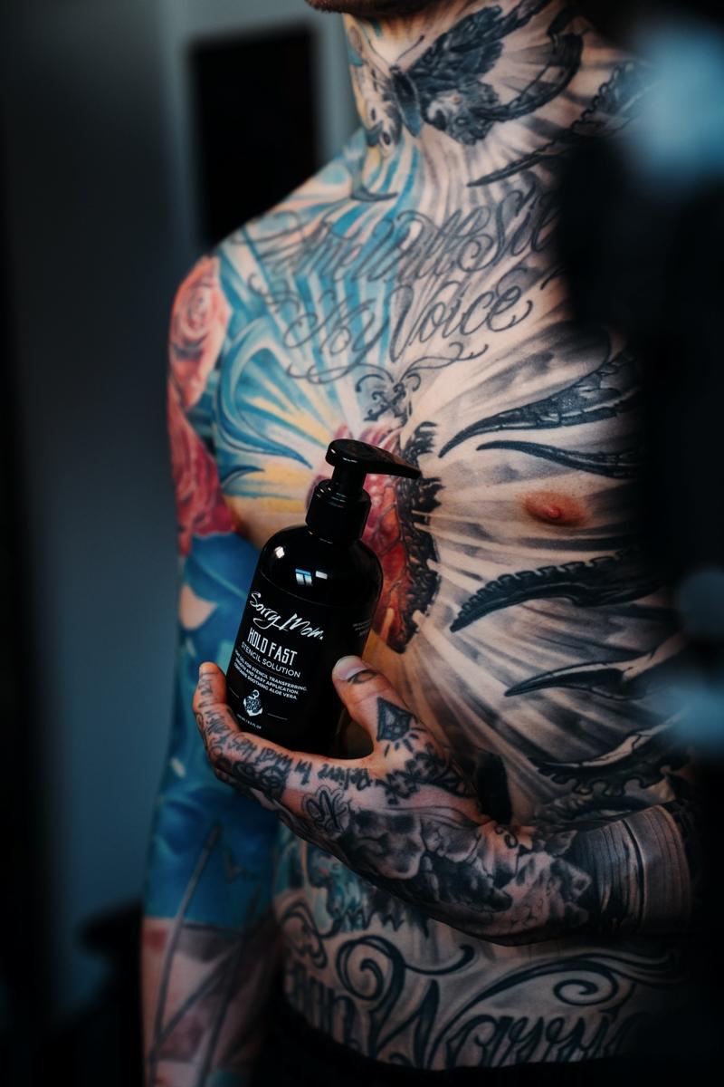 Stencil stuff | Sorry Mom - Proper Tattoo Care
