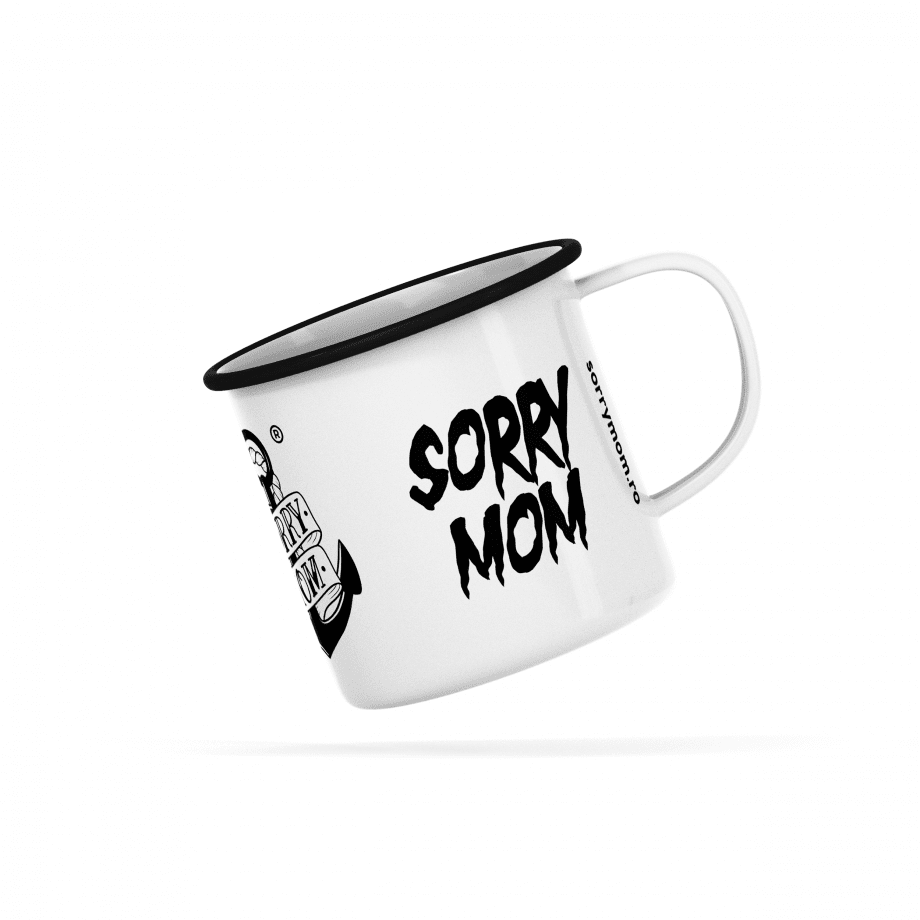 Cana sorry mom pe alb