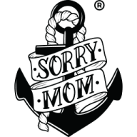 Logo Sorry Mom