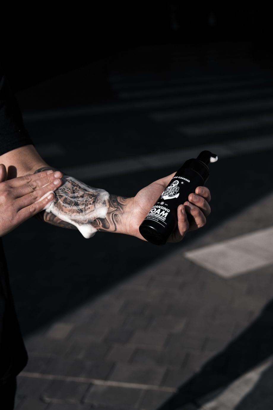 Kit tatuat | Sorry Mom - Proper Tattoo Care