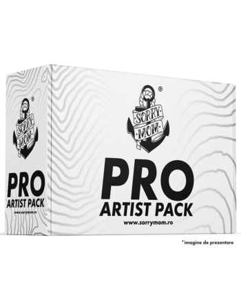 sorry mom pro artist pack kit pentru tatuatori