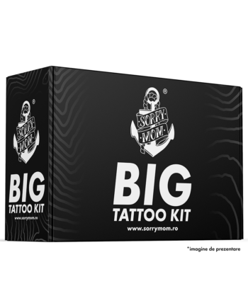 big tattoo kit tatuaj mare