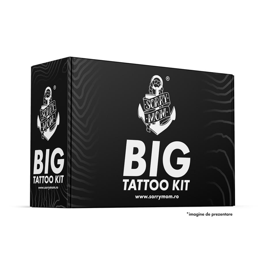 big tattoo kit tatuaj mare